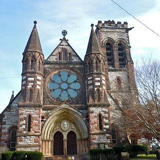 Lebanon County, Pennsylvania - Image: St Lukes Leb Co PA 1