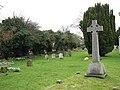 St Margaret's church - churchyard - geograph.org.uk - 699174.jpg