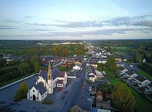 Ferbane - The parochial Church of Ferbane, Boora and High Street located in Ferbane