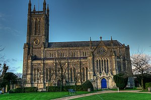 Andover, Hampshire - St Marys Parish Church