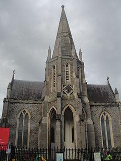 St Pauls Church, Newport, Wales Church