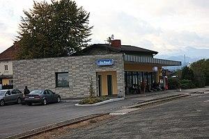 Sankt Paul im Lavanttal - St Paul im Lavanttal train station