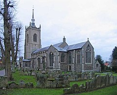 St Peter and St Paul Church, Swaffham, Norfolk - geograph.org.uk - 306845.jpg