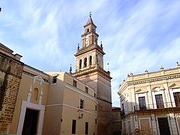 Santa María. Plaza del Marqués de las Torres.