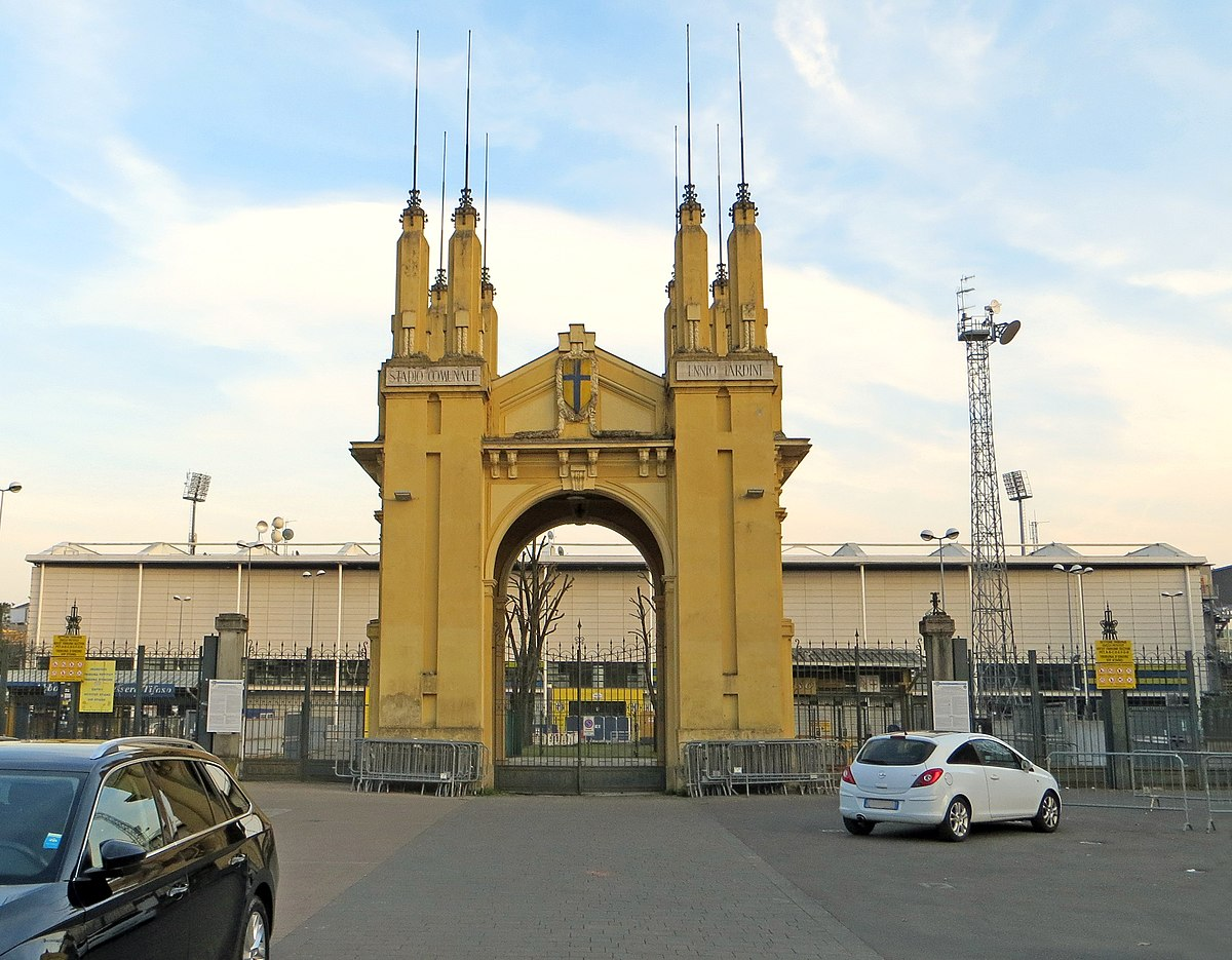 Stadio Ennio Tardini