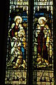 Stained glass, St Lawrence's Church, Bourton-on-the-Water (1383).jpg