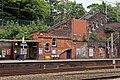 Staircase, Heaton Chapel railway station (geograph 4005107).jpg