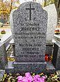 Stanisław Jurkiewicz's grave 2.JPG