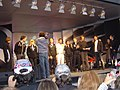 Stars and Cars 2007 – needle ceremony 2.JPG