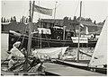 Start van de 24-uurs race op het Spaarne bij de Haarlemse Jachtclub. NL-HlmNHA 54035047.JPG