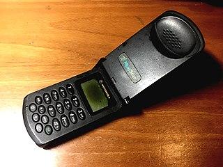 Motorola StarTAC mobile phone