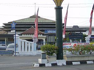 Solo Balapan railway station - Solo Balapan Station