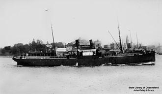 Illawarra Steam Navigation Company - Allowrie.
