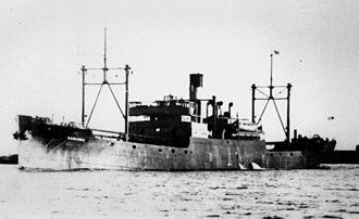 MV Empire Star (1935) - Image: State Lib Qld 1 146107 Kairanga (ship)