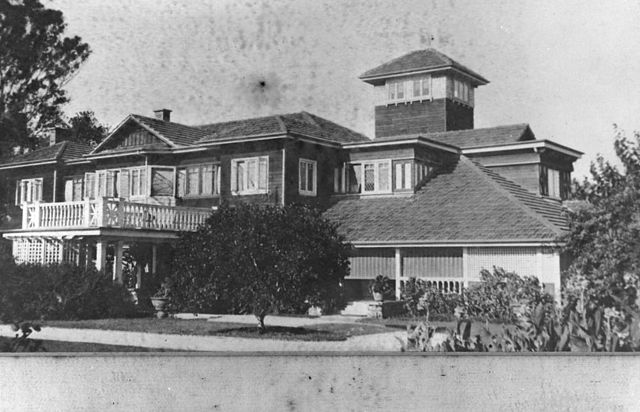Statelibqld Residence Newman