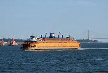 Ferry Manhattan Staten Island Duracion