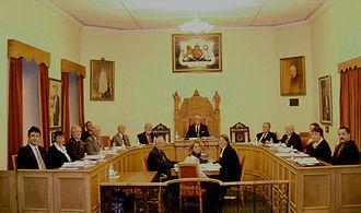 States of Alderney - Image: States of Alderney in Session