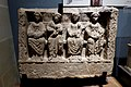 Statue of Four Mother Goddesses in the Museum of London.jpg