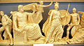 Statues (center) at Parthenon, Nashville, TN, US.jpg