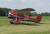 Stearman 4CM-1 Junior Speedmail Geneseo,NY (Airshow) MDF 0880.jpg