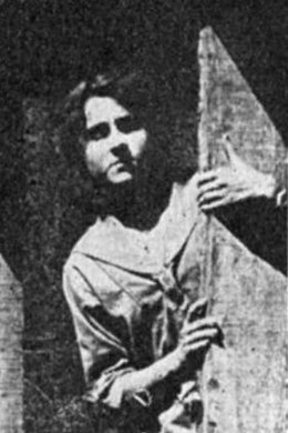 Stella LeSaint as The Woman of The Mountains 1913.jpg