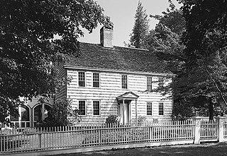 Stephen Tyng Mather Home