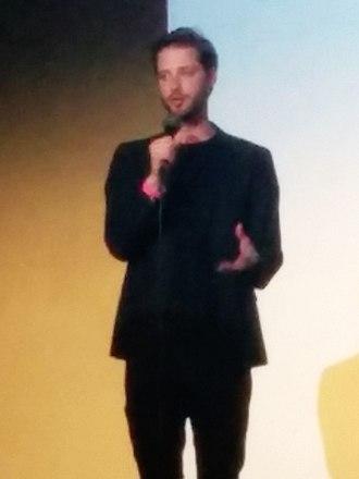 Stephen Dunn (director) - Dunn in 2016