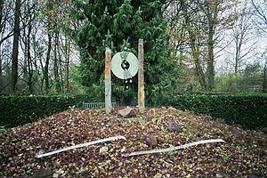 Zorgvlied (cemetery) - Sterretjesveld