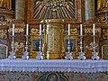 Stiftskirche Ossiach Juli 2018 Altar 03.jpg