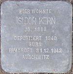 Stolperstein Böchingen Kern Isidor.jpeg
