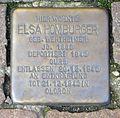 Stolperstein Karlsruhe Elsa Homburger.jpg