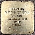 Stolperstein Rudolf de Beer.jpg