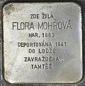 Stolperstein für Flora Mohrova.jpg