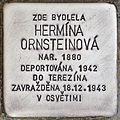 Stolperstein für Hermina Ornsteinova.jpg