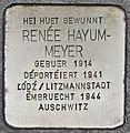 Stolperstein für Renee Hayum-Meyer (Remich).jpg