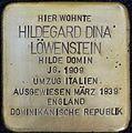 Stolpersteine Köln Löwenstein Riehler Straße 23 18.jpg
