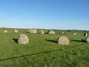 Torhouse - Torhousekie stone circle