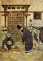 Stories from the Arabian nights - London 1907 - plate 22.jpg