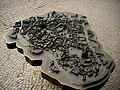 Stralsund maquette voor blinden en zienden Egbert Broerken.jpg