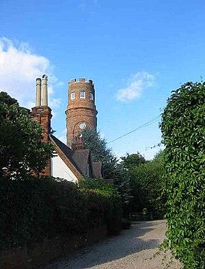 Little Berkhamsted - Stratton's Tower