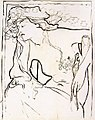 Study for the Salon des Cents poster by Mucha.jpg
