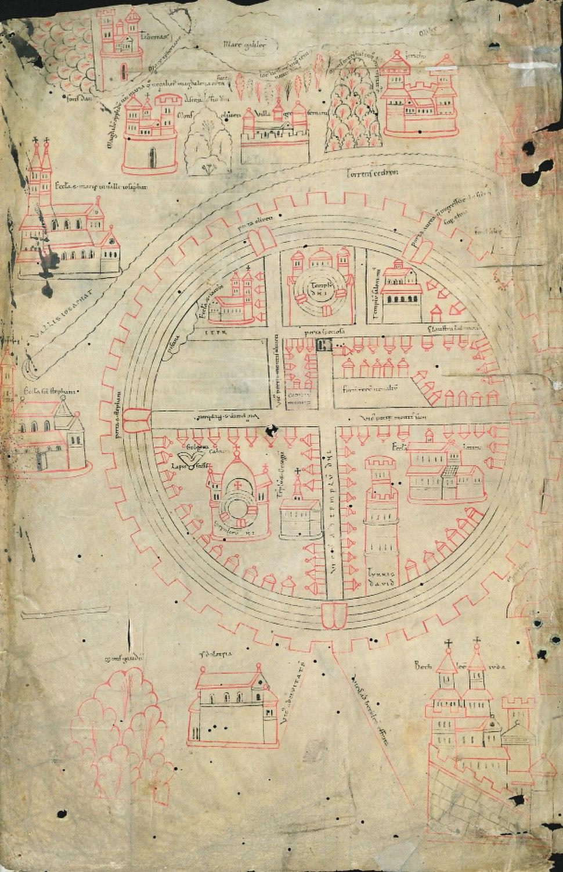Stutgart map