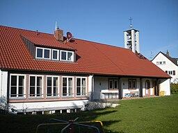 Frauenkopf in Stuttgart
