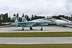 Sukhoi Su-27 '12 red' (26448232709).jpg