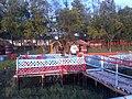 Sukhtara Restaurant of Halishahar Beach.jpg