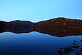 Summit-lake-wv-autumn-trees-reflections - West Virginia - ForestWander.jpg