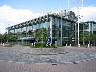 Sunbury Research Centre - April 2007