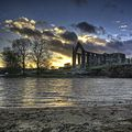 Sunset At Bolton Abbey (8420477545).jpg