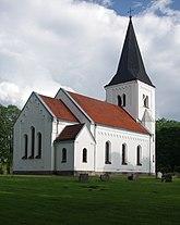 Fil:Suntaks nya kyrka kyrka Sweden 02.JPG