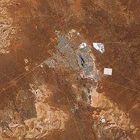 Super Pit Mine, Kalgoorlie, Western Australia
